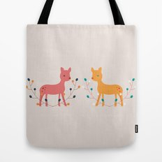 deer fun Tote Bag