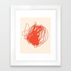 SUUUN — Matthew Korbel-Bowers Framed Art Print