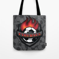 Team Fireball Tote Bag