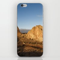 Smith Rock Sunrise II iPhone & iPod Skin