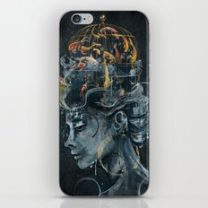 Dream in a Cage iPhone & iPod Skin