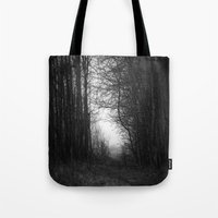 In The Deep Dark Forest.… Tote Bag