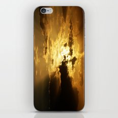 Ocean Sunset iPhone & iPod Skin