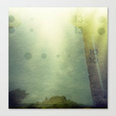 Holga Accident Canvas Print