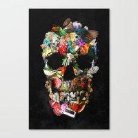 Fragile B Canvas Print