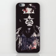 iPhone & iPod Skin featuring Come With Me If You Want… by  Maʁϟ