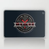 Outatime Laptop & iPad Skin