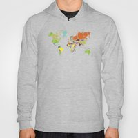 The World Goes Round & R… Hoody