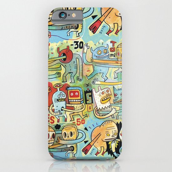 Training for days of sales/J-3 iPhone & iPod Case
