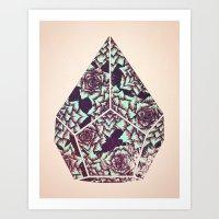 Sanctogram Art Print