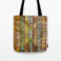 Around The World In Thir… Tote Bag