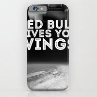 Felix Baumgartner Wings iPhone 6 Slim Case