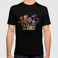 My Typical Dream? Black SMALL Mens Fitted Tee