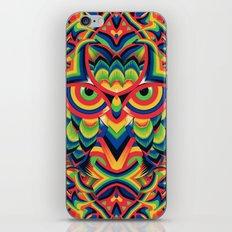 Owl 3 iPhone & iPod Skin