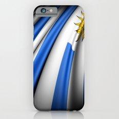 Flag of Uruguay Slim Case iPhone 6s