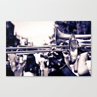 Quarter Fest Canvas Print