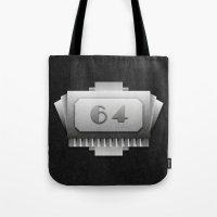 Room #64 Tote Bag
