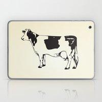 Poor Cow. Laptop & iPad Skin