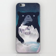 I ♥ Winter iPhone & iPod Skin