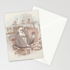 Endless Forms Most Battlefull Stationery Cards