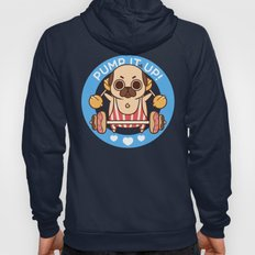 Pump It Up, Puglie! Hoody