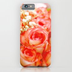 Roses iPhone 6 Slim Case