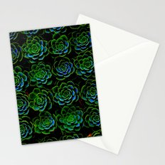 All Lined Up Stationery Cards