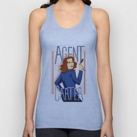 Agent Carter Unisex Tank Top