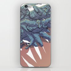 RUMBLE iPhone & iPod Skin