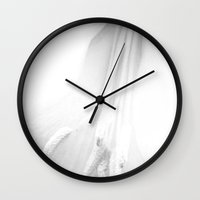 untitled white Wall Clock