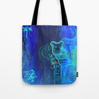 Why Does Jesus Have A Me… Tote Bag
