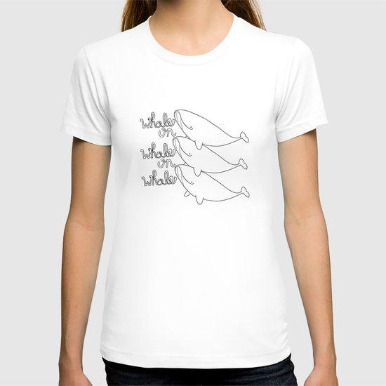 Whales! T-shirt
