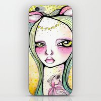 The Mischief Of Olive iPhone & iPod Skin