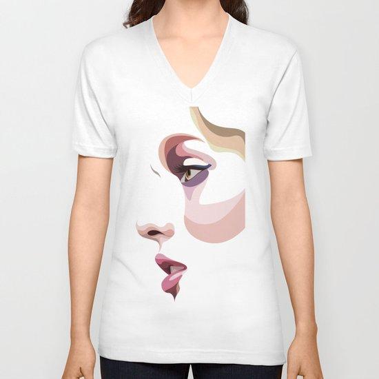 Decadence V-neck T-shirt