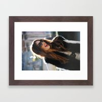 Fashion 6 Framed Art Print