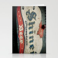 Shiner Stationery Cards