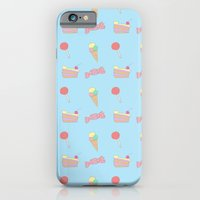 Candy Pattern iPhone 6 Slim Case
