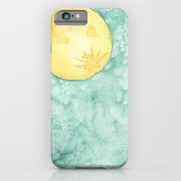 When The Moon Hits Your Eye iPhone 6 Slim Case