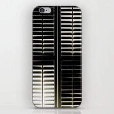 shutter iPhone & iPod Skin