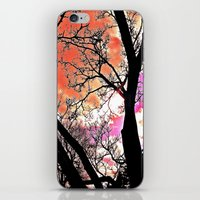 Violet Night  iPhone & iPod Skin
