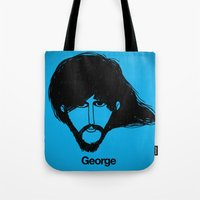 George. Tote Bag