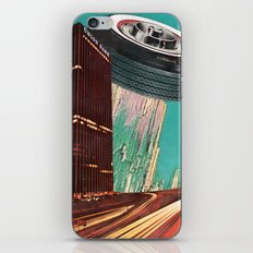 Tyre Sum UFO's iPhone & iPod Skin