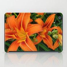 Lilium iPad Case