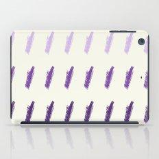 Monochrome Purple iPad Case