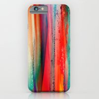 iPhone & iPod Case featuring Ice Curtain by Klara Acel