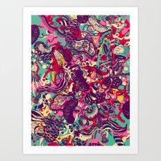 Species Art Print