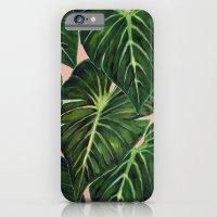 Tropical II Coral iPhone 6 Slim Case