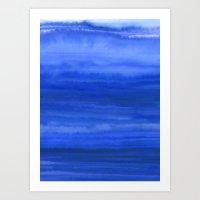 Waves - Ocean  Art Print