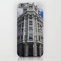 iPhone & iPod Case featuring Madrid, Spain by OSCAR GBP