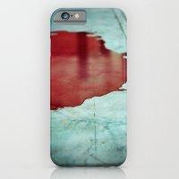 Pool Of Blood iPhone 6 Slim Case